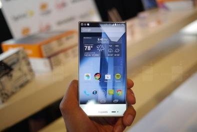Lộ diện bộ ba smartphone không viền màn hình cực độc