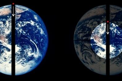 Con người mất 38 phút để 'nhảy' xuyên Trái Đất