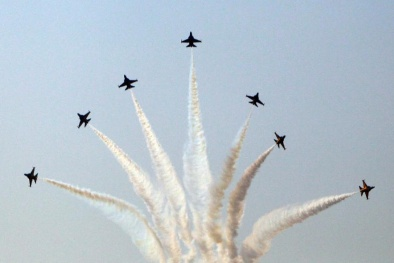 Hàn Quốc tự phát triển dòng máy bay chiến đấu mới
