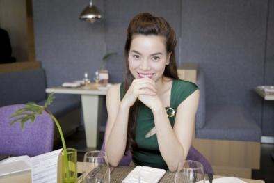 'Nữ hoàng giải trí' Hà Hồ hé lộ kế hoạch khuynh đảo showbiz Việt 2015