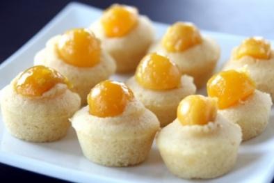 Cách làm bánh bông lan trứng muối cực ngon và hấp dẫn