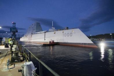 Khám phá siêu chiến hạm thống trị đại dương của Mỹ