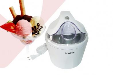 Kinh nghiệm chọn mua máy làm kem tốt