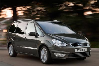 Soi chi tiết Ford Galaxy - MPV 7 chỗ hoàn toàn mới