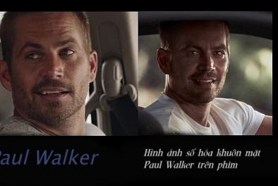 Tiết lộ cách làm Paul Walker 'hồi sinh' trong Fast and Furious 7