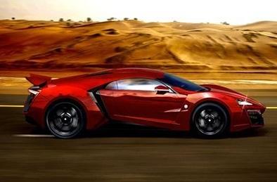 Mãn nhãn với loạt siêu xe cực khủng trong Fast and Furious 7