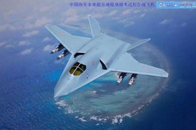 Trung Quốc tham vọng sản xuất máy bay ném bom chiến lược mới