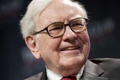 Tỷ phú  Buffett mất trắng 444 triệu USD khi cổ phiếu Tesco rớt giá