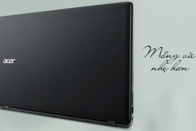 Chọn mua laptop giá rẻ cấu hình tốt tại Thế Giới Di Động
