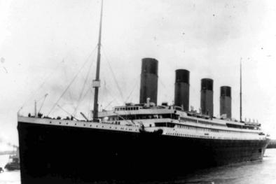 103 năm 'ngủ yên' dưới lòng đại dương của con tàu Titanic