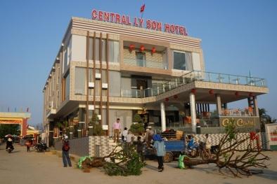 Đảo Lý Sơn: Taxi, khách sạn, nhà hàng,... gì cũng có