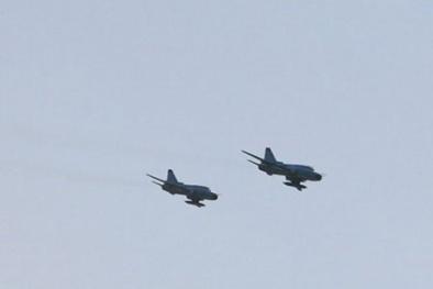 Rơi máy bay Su-22 gần đảo Phú Quý: Tổng lực tìm kiếm!
