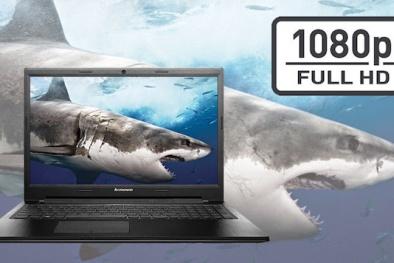 Mua laptop cấu hình mạnh có cơ hội nhận Lenovo S8 tại Thế Giới Di Động