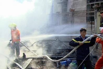 Bé gái thiểu năng chết oan trong vụ cháy lớn ở Đồng Tháp