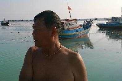 Nhân chứng hé lộ tình tiết mới vụ máy bay Su-22 rơi ở đảo Phú Quý