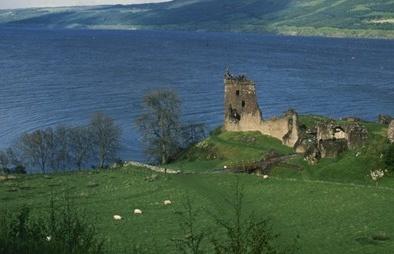 'Ông lớn' Google giúp giải mã quái vật bí ẩn hồ Loch Ness