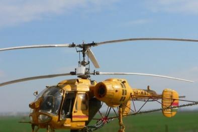 """Chiêm ngưỡng máy bay trực thăng """"mi nhon"""" Ka-26 của Nga"""