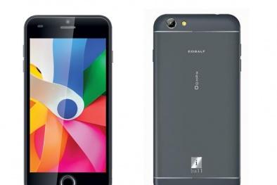 Cặp đôi smartphone giá rẻ 2 sim 2 sóng 'bắt chước' iPhone