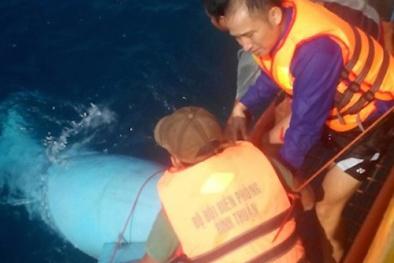Đã tìm thấy thi thể phi công máy bay Su-22 rơi ở Bình Thuận
