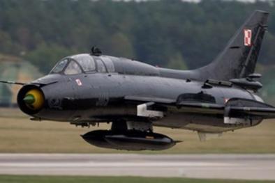 Hai máy bay Su 22 rơi do va chạm: 'Không có gì bất thường'