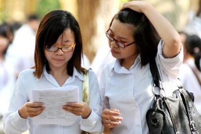 Kỳ thi THPT Quốc gia 2015: Quên lệ phí, mất quyền dự thi