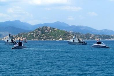 Cận cảnh dàn vũ khí tối tân và hiện đại của Hải quân Việt Nam