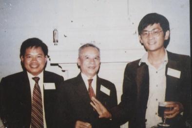 GS Lê Văn Thiêm - Nhà khoa học lỗi lạc với 20 công trình gây tiếng vang