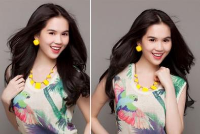 Hạ nhiệt ngày hè với áo ba lỗ sành điệu như sao Việt