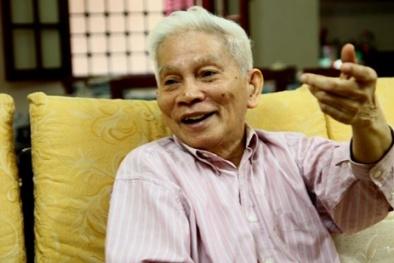 GS Hoàng Tụy: Nhà Toán học, nhà sư phạm lỗi lạc của Việt Nam