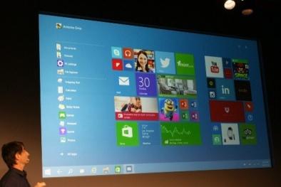 Phiên bản cuối cùng của hệ điều hành Windows sẽ là Windows 10