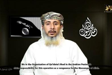 Thủ lĩnh khủng bố al-Qaeda tấn công Charlie Hebdo bị tiêu diệt
