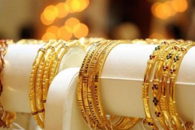 Giá vàng hôm nay 10/5: Giá vàng thế giới tăng 0,6%