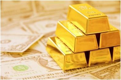 Giá vàng hôm nay ngày 14/5/2015 đạt đỉnh 5 tuần