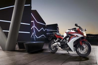 Xe Honda CBR650F - Đối thủ cạnh tranh đáng gờm của Kawasaki Z800