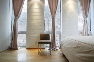 Cách chọn rèm cửa đẹp phù hợp với màu sơn tường