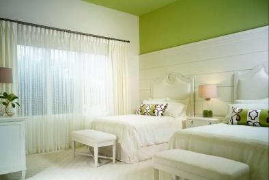 Một số cách phối màu cho phòng ngủ