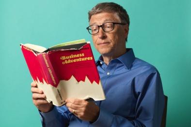Tỷ phú Bill Gates đọc sách gì hè này?