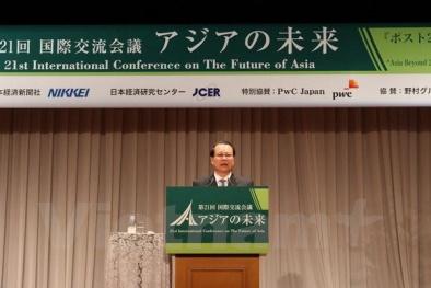 PTT Vũ Văn Ninh nói về vấn đề Biển Đông tại Hội nghị Tương lai châu Á