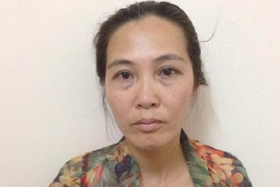 Hà Nội: Quen đường trộm cắp quán cũ, 'nữ quái' bị tóm gọn