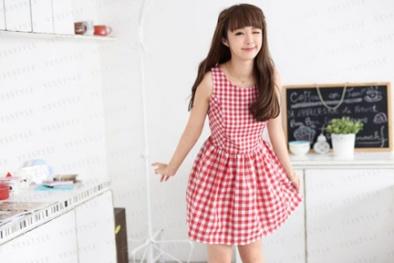 Điệu đà và 'trẻ hóa' với áo, váy babydoll