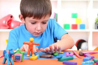 Lựa quà 1/6 tăng tư duy cho con trẻ