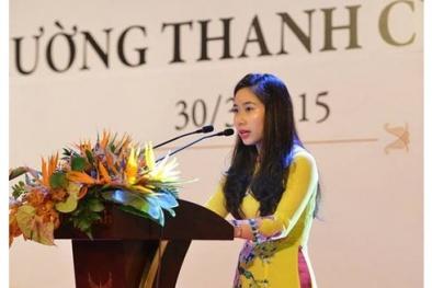 Con gái đại gia Thanh Thản trở thành cổ đông lớn của Du lịch dầu khí Phương Đông
