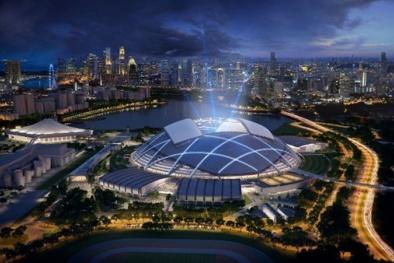 Tưng bừng lễ khai mạc SEA Games 28 với chủ đề 'Tôn vinh sự phi thường'