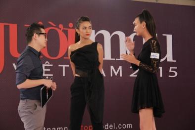 Vietnam's Next Top Model casting: Thí sinh từ chối cơ hội vào vòng trong