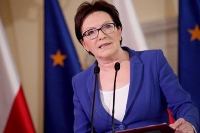 Chính trường Ba Lan chao đảo vì bê bối nghe lén