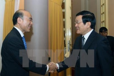 Chủ tịch nước đề nghị IMF tiếp tục hỗ trợ Việt Nam cải cách kinh tế