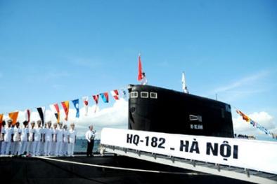 Sức mạnh bí ẩn của tàu ngầm 'hố đen đại dương' HQ - 182 Hà Nội