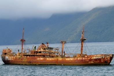 Con tàu ma thoát khỏi 'Tam giác quỷ' sau 89 năm