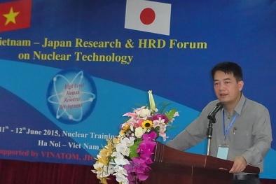 Phát triển nguồn nhân lực chất lượng cao về điện hạt nhân