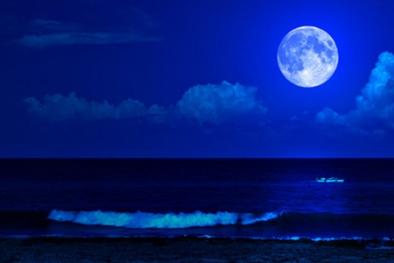 Xuất hiện trăng tròn hai lần vào tháng 7 này